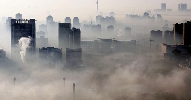 lugares más contaminados