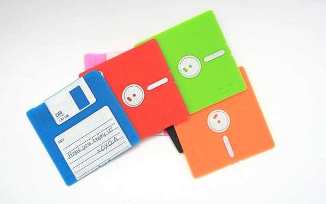 La historia de los disquetes y su futuro