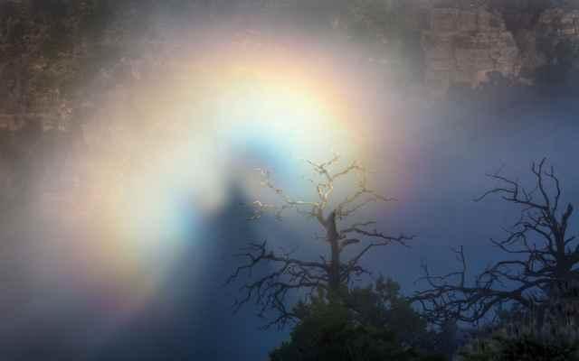 Qué es el misterioso espectro de Brocken