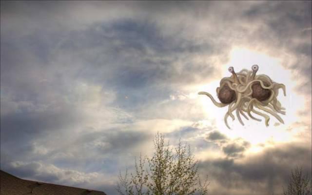 Qué es el Pastafarismo o religión del Monstruo del Espagueti Volador